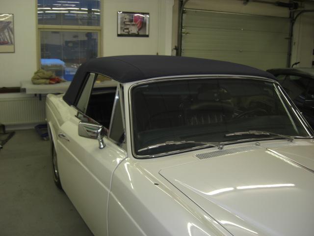 Foto 39 s rolls royce corniche for Interieur auto bekleden
