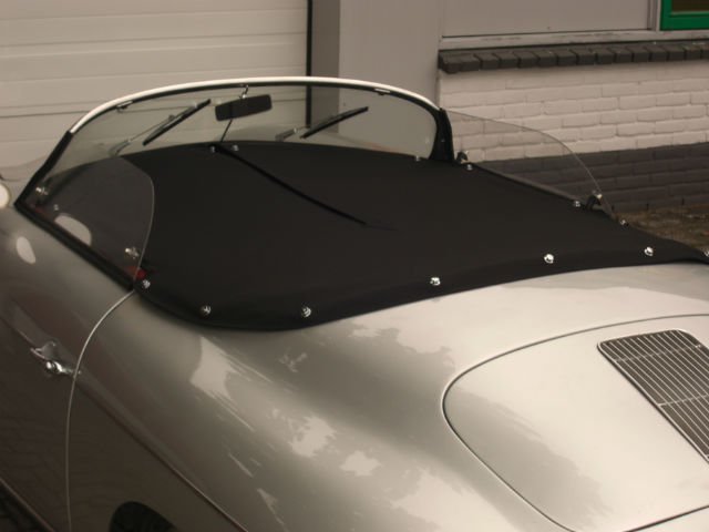 Foto 39 s tonneau porsche 356 speedster for Interieur auto bekleden